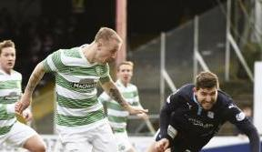 Celtic face midweek trip to Dens Park