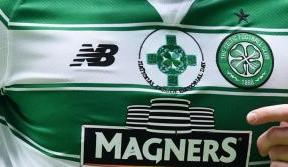 National Famine Memorial Day signed Celtic shirts auction