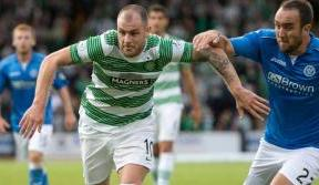 Celtic's January clash with St Johnstone postponed