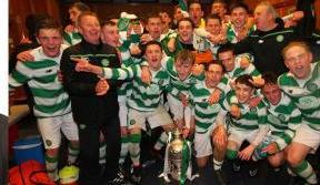U17 Head Coach John McLaughlan proud of young Celts