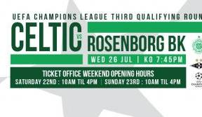 Extended Ticket Office opening hours this weekend