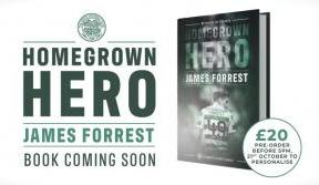 Deadline today to pre-order personalised copy of Homegrown Hero