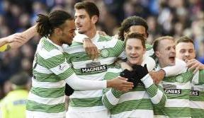 Dominant Celtic book Scottish League Cup final place