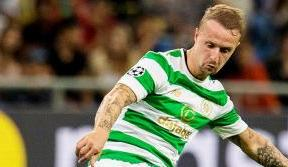 Griffiths sets sights on 100 goals for Celtic