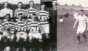 Anniversary of debut of Celtic great, Joe Dodds
