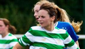 Cheryl McCulloch joins up with Celtic's Women's team