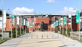Support the foodbank collection at Celtic Park this Saturday