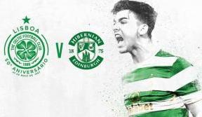 Celtic v Hibernian – last remaining tickets available