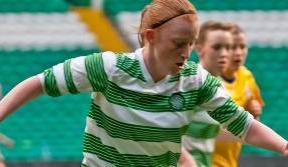 Celtic Women graduate in Stirling Uni game