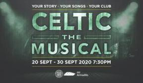 Sing, laugh and cry at Celtic The Musical – tickets on sale now