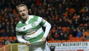 Leigh Griffiths named as Scotland's Player of the Year