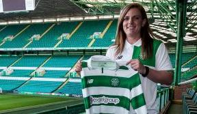 Dallas Ghirl Kelsey Hodges signs as Celtic get their woman