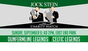 Stagecoach backing Jock Stein Charity Match
