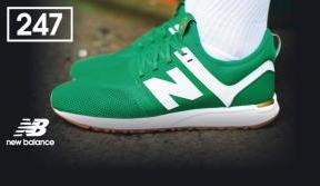 Celtic FC x NB 247 limited stock available to pre-order now