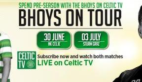 Watch Celtic's first match under Brendan Rodgers LIVE on Celtic TV