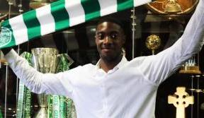 Delight as Tyler Blackett signs for the Hoops