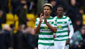 Point puts Celts top of the Premiership table
