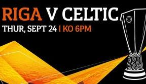 Tune into Celtic TV for Europa League action v Riga