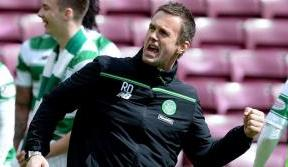 Manager hails players and fans  after Tynecastle triumph