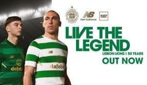 Get kitted out like the champions – shop in-store and online