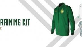 2017/18 training kit available to pre-order