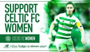 Watch Celtic FC Women take on Glasgow City right here on Celtic TV!