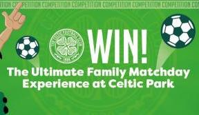 You could win the Ultimate Matchday Experience – don't miss out