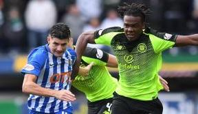 Celtic fall to defeat at Rugby Park as Kilmarnock snatch winner