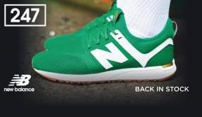 Back in stock! Celtic fc x nb 247s