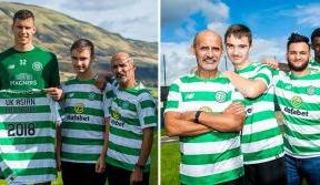 Celtic host 20th anniversary uk asian football championships