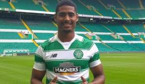 Saidy Janko delighted to join the Hoops