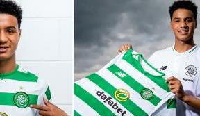 Delight as Celtic sign highly-rated Armstrong Okoflex
