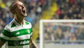 Late Griffiths goal seals valuable Euro draw for Celtic