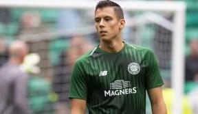Filip Benkovic set for Celtic debut as Hoops take on St Mirren