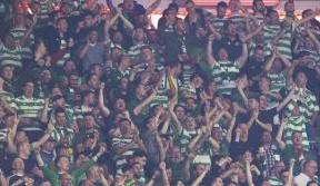 Munich praise for Celtic supporters after UCL tie