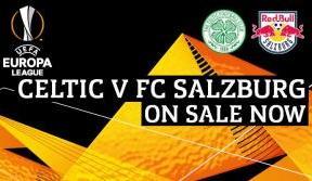 Secure your place for final group-stage tie: Celtic v FC Salzburg