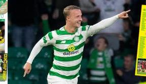 Free Giant Leigh Griffiths 100-goal poster in this week's Celtic View