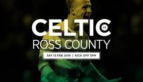 Your Celtic v Ross County matchday guide
