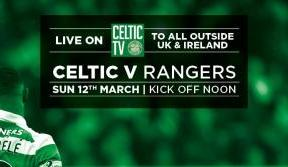 Tune into Celtic TV this Sunday for the Glasgow derby