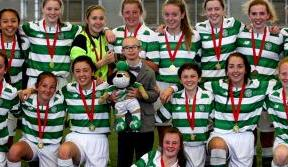 Scottish Cup success for Celtic Girls' Academy