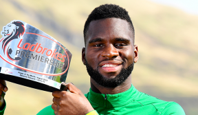 Odsonne Edouard wins Premiership Player of the Month for August