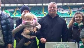 Destination Lapland for Celtic Wonderland winners