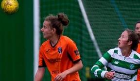 Ghirls lose out to Glasgow City in last game before mid-term break
