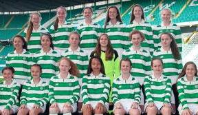 Girls' Academy in Scottish Cup final action on Saturday