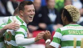 McGregor the hat-trick hero as stylish Celts lift the Dafabet Cup