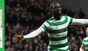 Odsonne sets his sights on more goals for the Celts