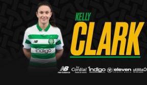 Kelly Clark: It's an honour to continue as Celtic captain