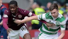 Kieran Tierney is Scotland's Young Player of the Year