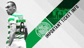 Celtic v Rangers ticket deadline – 5pm Friday for eligible STH