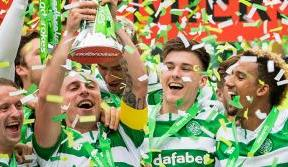 Celtic to play Linfield or La Fiorita in Champions League